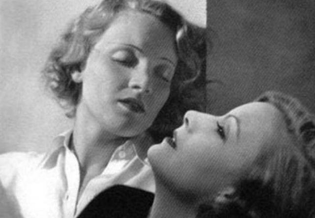 Greta Garbo y Marlene Dietrich ¿Rivales o Amantes? - Ulisex!Mgzn